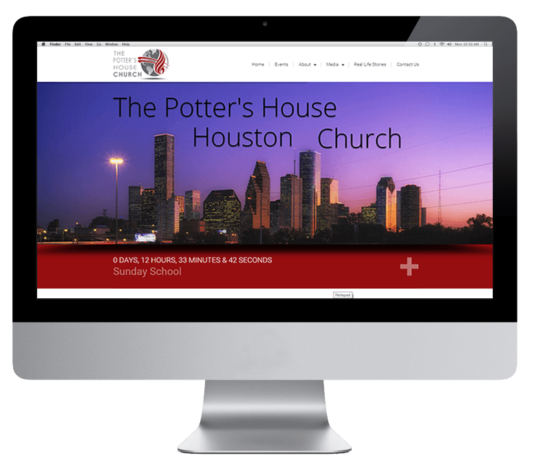 Houston - The Potter's House