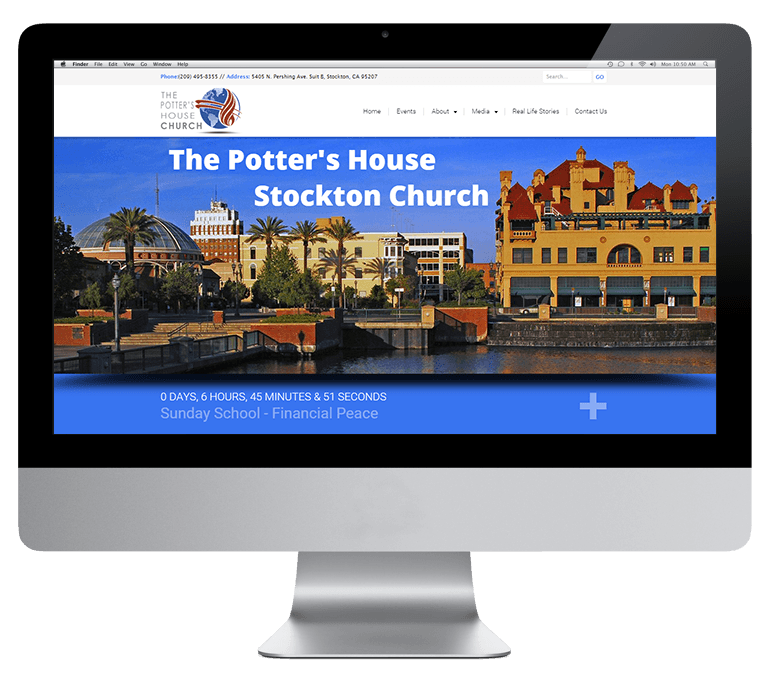 Stockton - The Potter's House