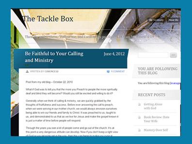 Dan's Tackle Box