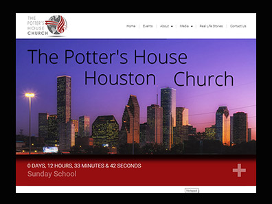 Houston – The Potter's House