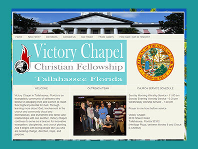 Tallahassee – Victory Chapel